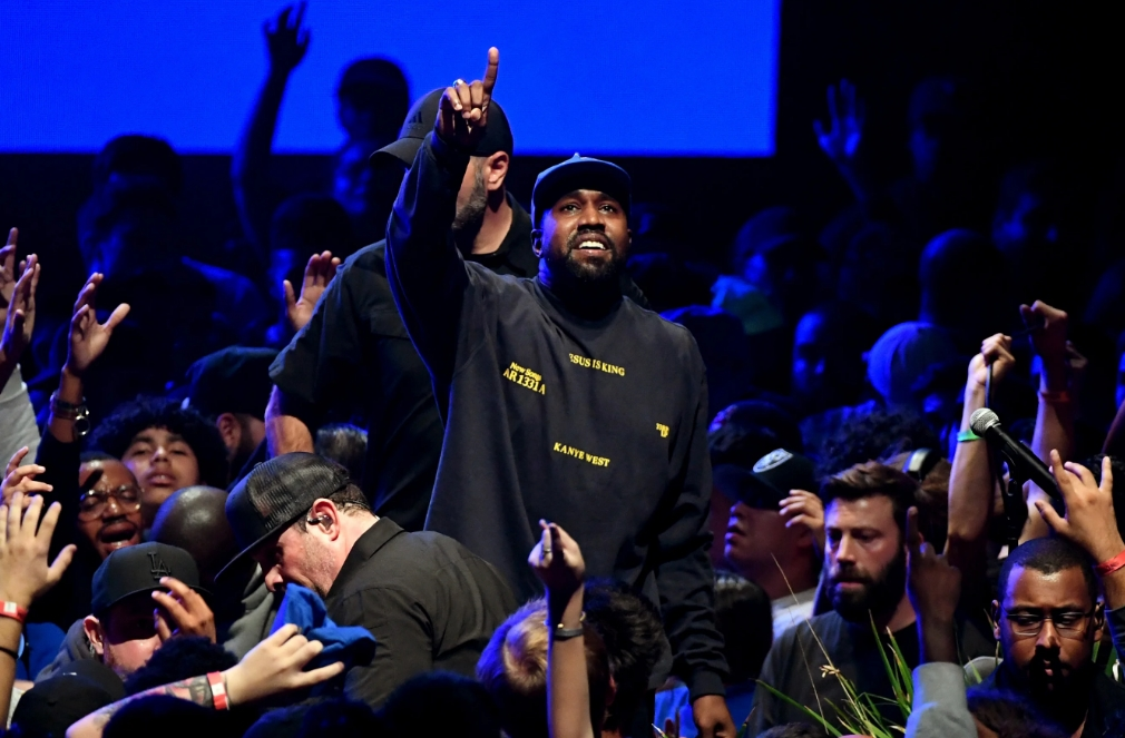 """Se filtraron 3 temas inéditos del álbum """"Jesus Is King"""" de Kanye West"""