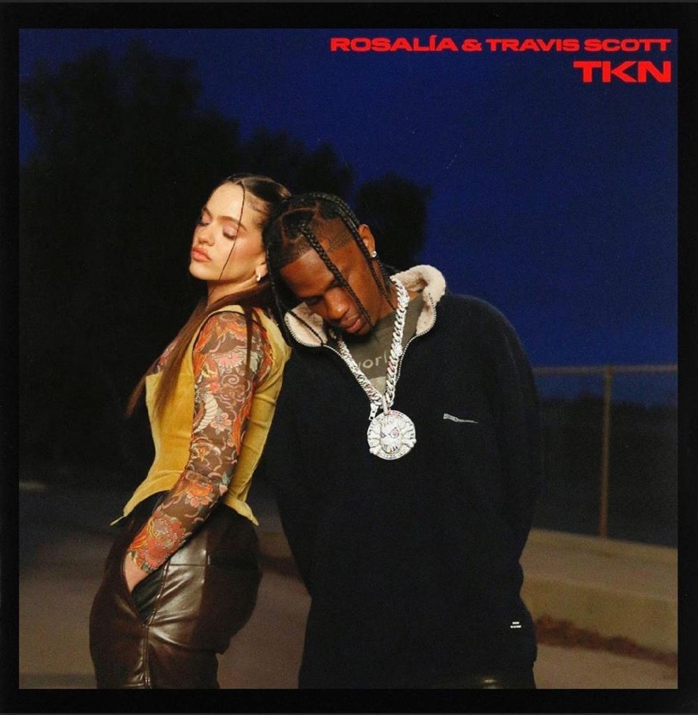 """Así suena """"TKN"""", la nueva canción de Rosalía y Travis Scott"""