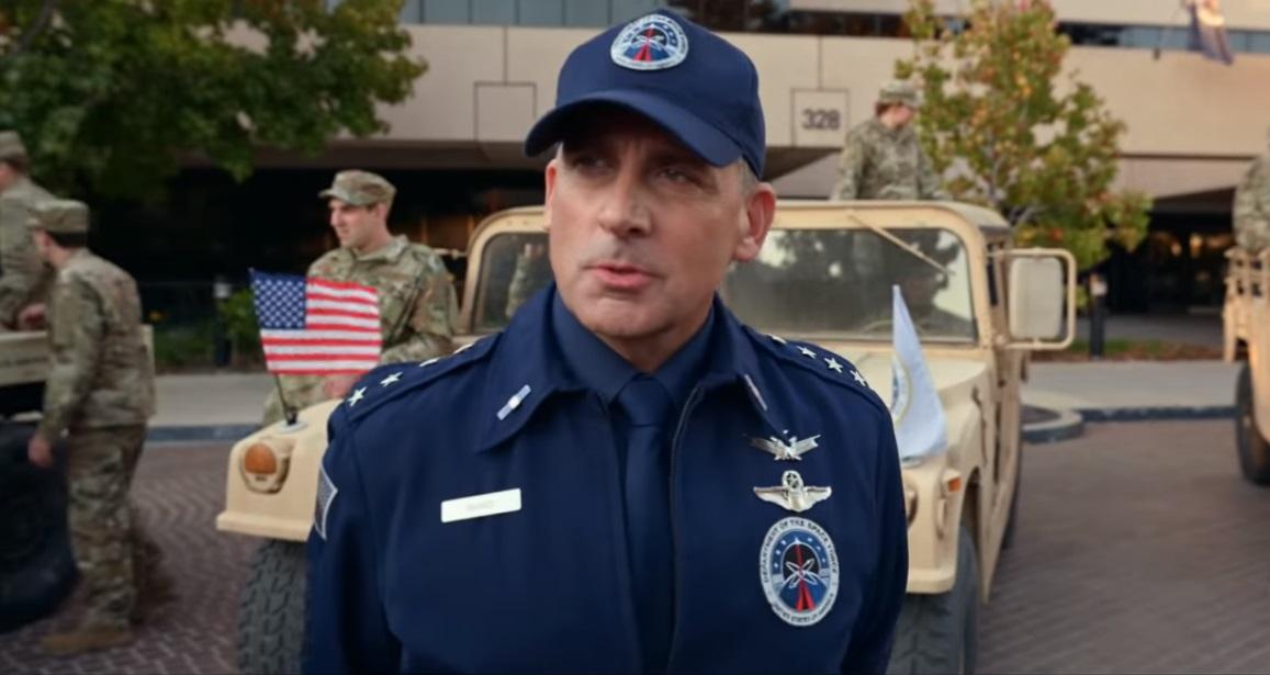"""""""Space Force"""": Steve Carell buscará colonizar el espacio en la nueva comedia de Netflix"""