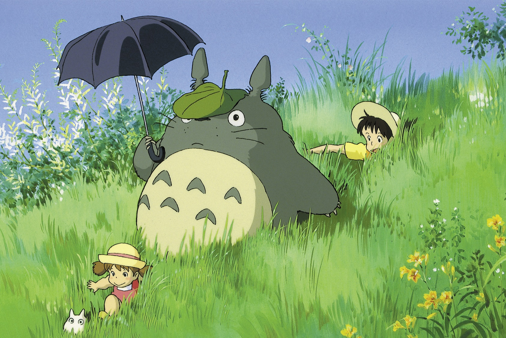 Toshio Suzuki, co-fundador de Studio Ghibli, nos enseña a dibujar a Totoro durante la cuarentena
