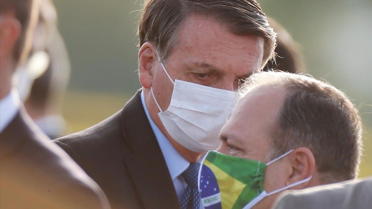 Coronavirus: Chile cruza la barrera de los 250.000 casos confirmados; Juez ordena a Bolsonaro a usar mascarilla en sus apariciones públicas