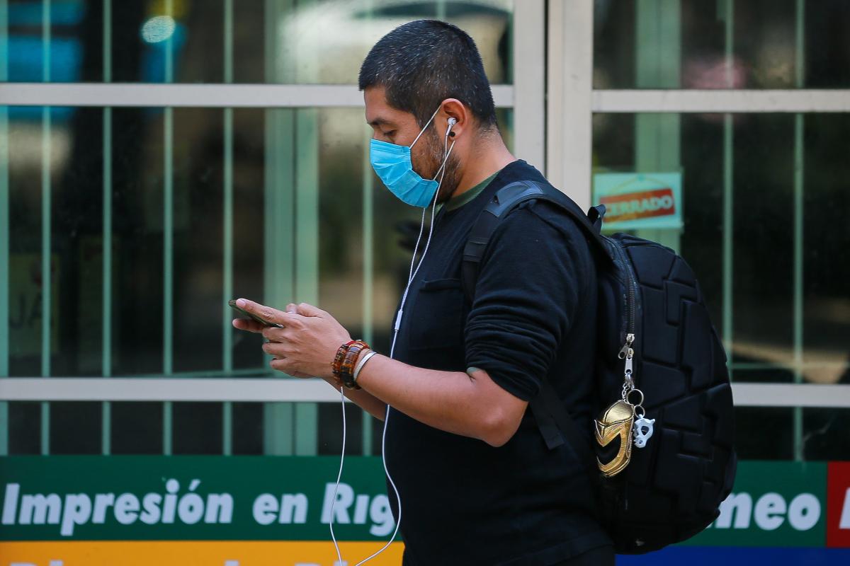 Coronavirus: Chile probará control de movilidad con el GPS de teléfonos; Perú alcanza los 240.000 casos
