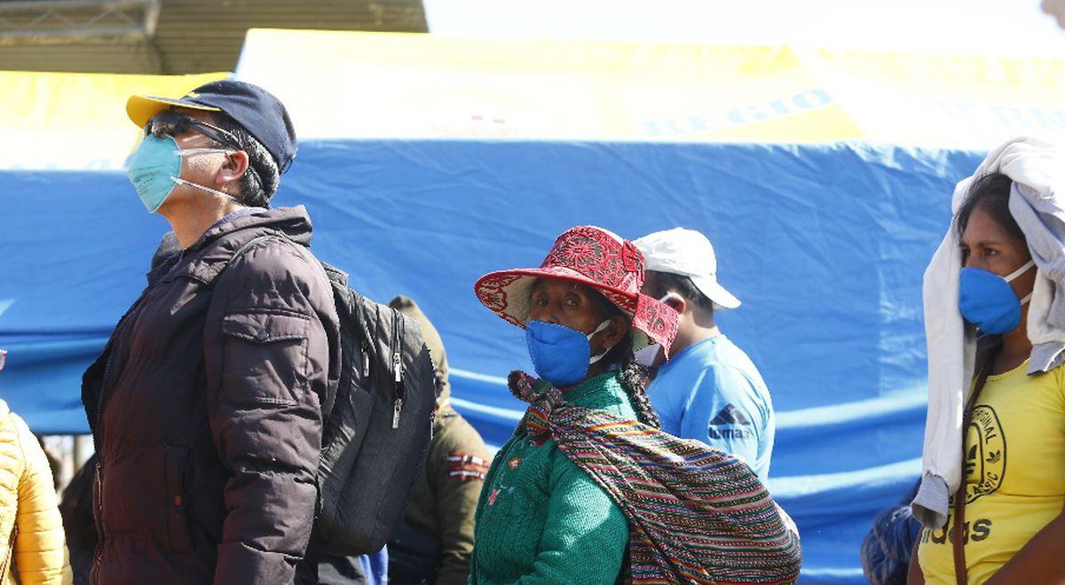Coronavirus: Perú cruza la barrera de los 200.000 contagios; Ministerio de Salud de Brasil restaura datos oficiales