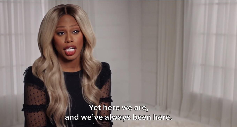 """""""Disclosure"""": El documental que explora la representación trans en el cine y la televisión"""