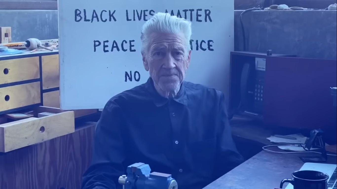 """David Lynch exige """"paz, justicia y valentía"""" en medio de las protestas en Estados Unidos"""