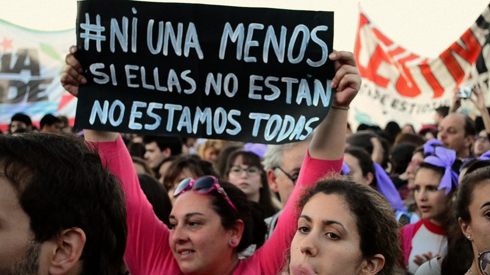 #NiUnaMenos cumple 5 años con 3.800 feminicidios en Latinoamérica en el último año