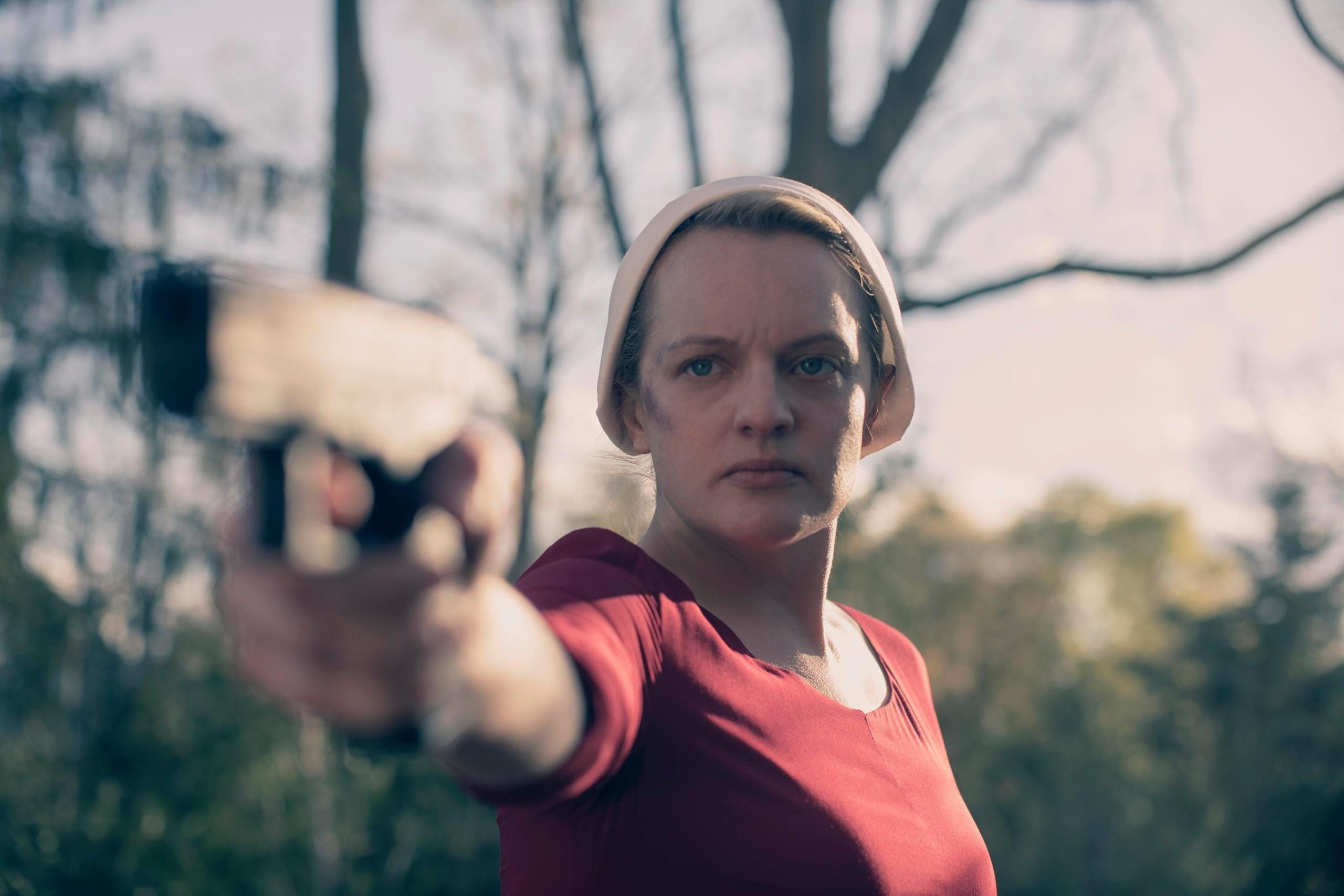 """""""The Handmaid's Tale"""": El teaser trailer de la temporada 4 promete la caída de Gilead a manos de June"""