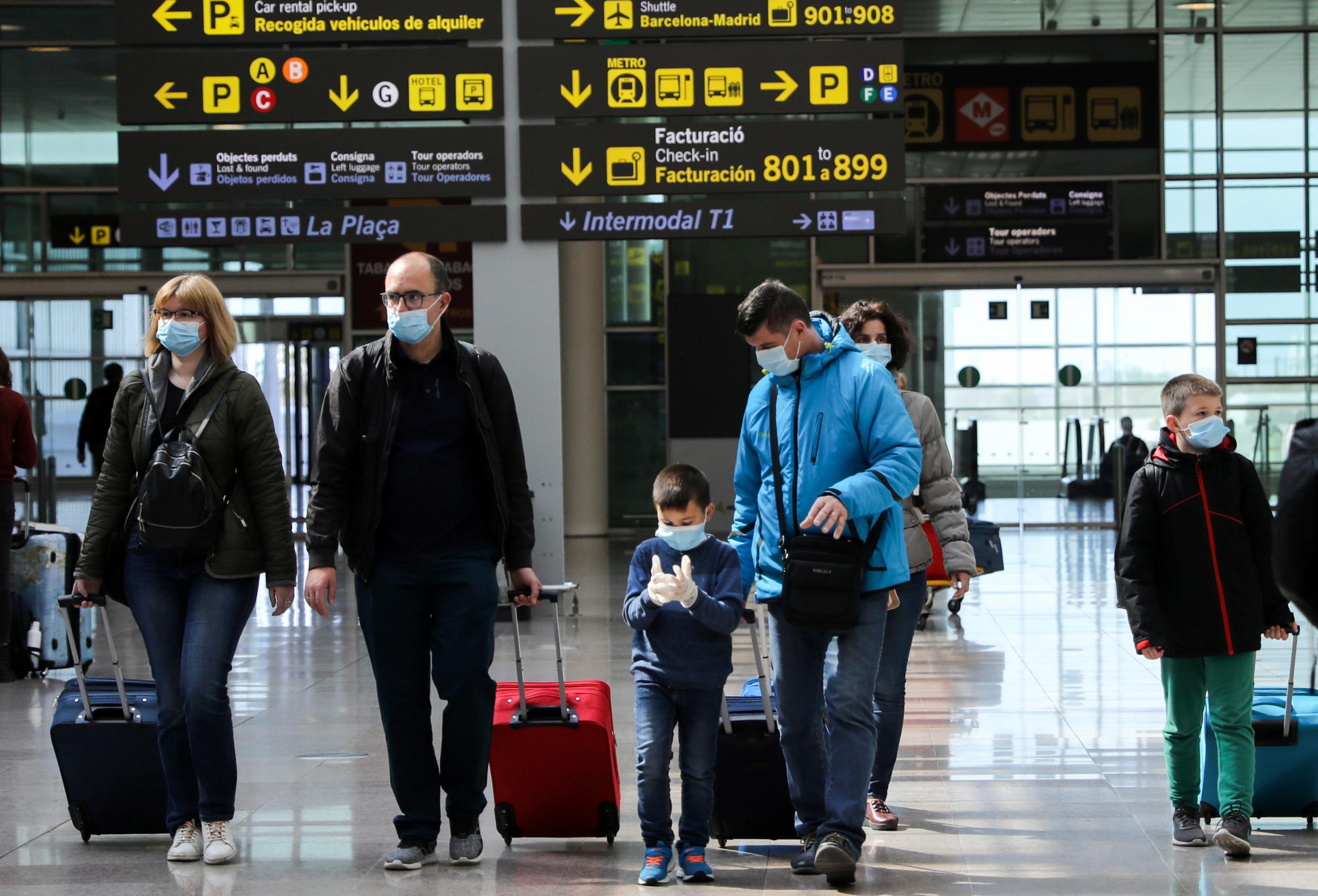 Coronavirus: México registra récord en casos diarios; Unión Europea estudia prohibir entrada a turistas de países con altos números de contagios