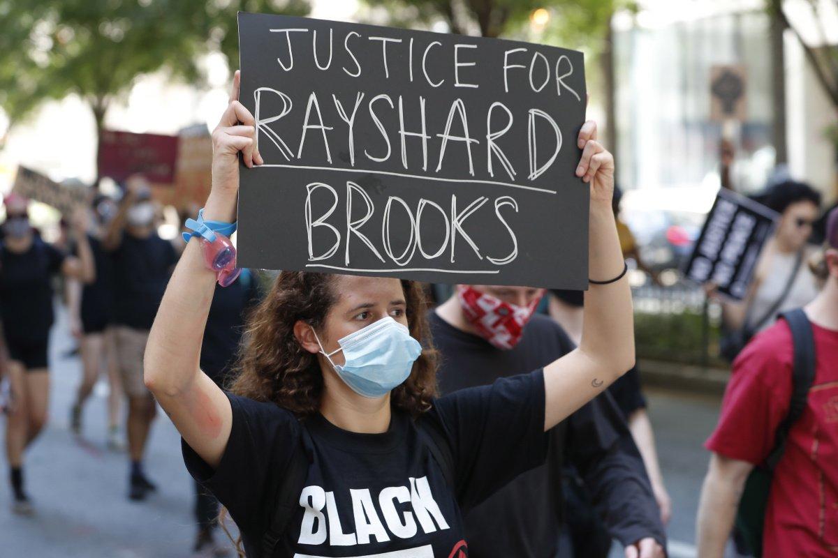 Las protestas se avivan luego del asesinato de Rayshard Brooks en Atlanta; la ONU debatirá sobre el racismo sistémico en EE.UU.