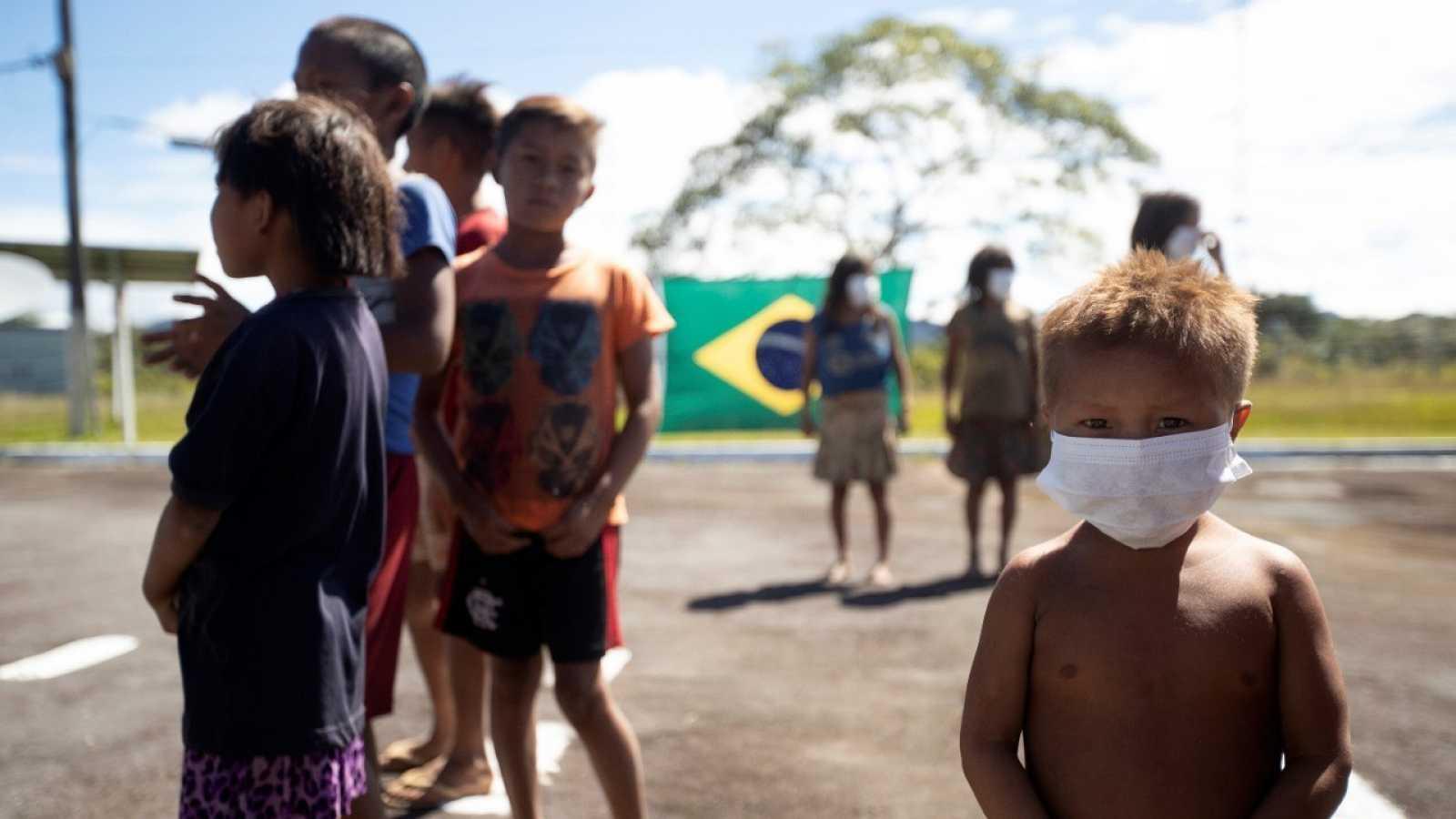 Coronavirus: Chile registra su menor número de casos en dos meses; Brasil supera las 80.000 muertes