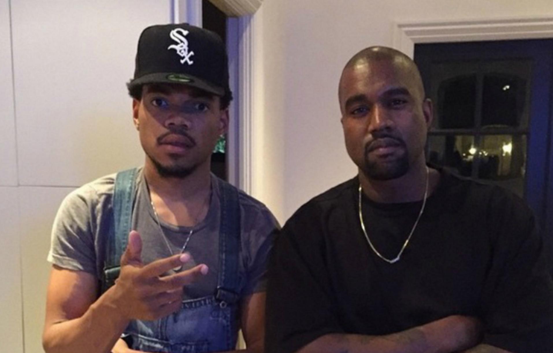 Chance the Rapper sale en defensa de la candidatura de Kanye West por la presidencia de EE.UU.