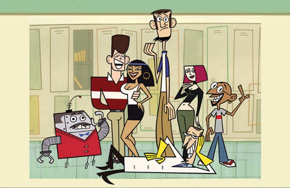"""La serie de culto """"Clone High"""" volverá a las pantallas de TV en un revival de MTV"""