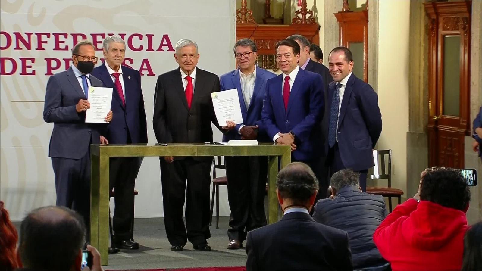 Así es la aplaudida propuesta de reforma de pensiones del gobierno de México