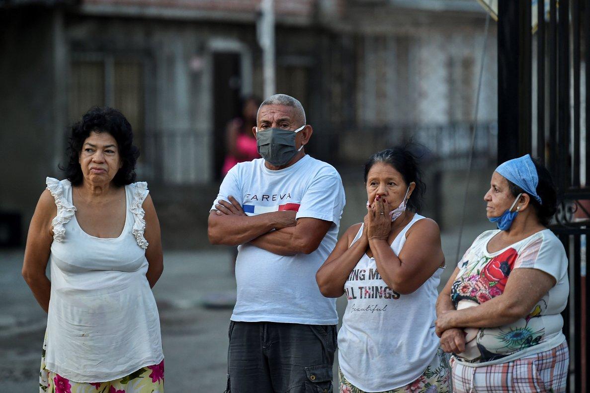 Coronavirus: Chile supera los 350.000 casos confirmados; Colombia en camino a ser el nuevo foco de la región