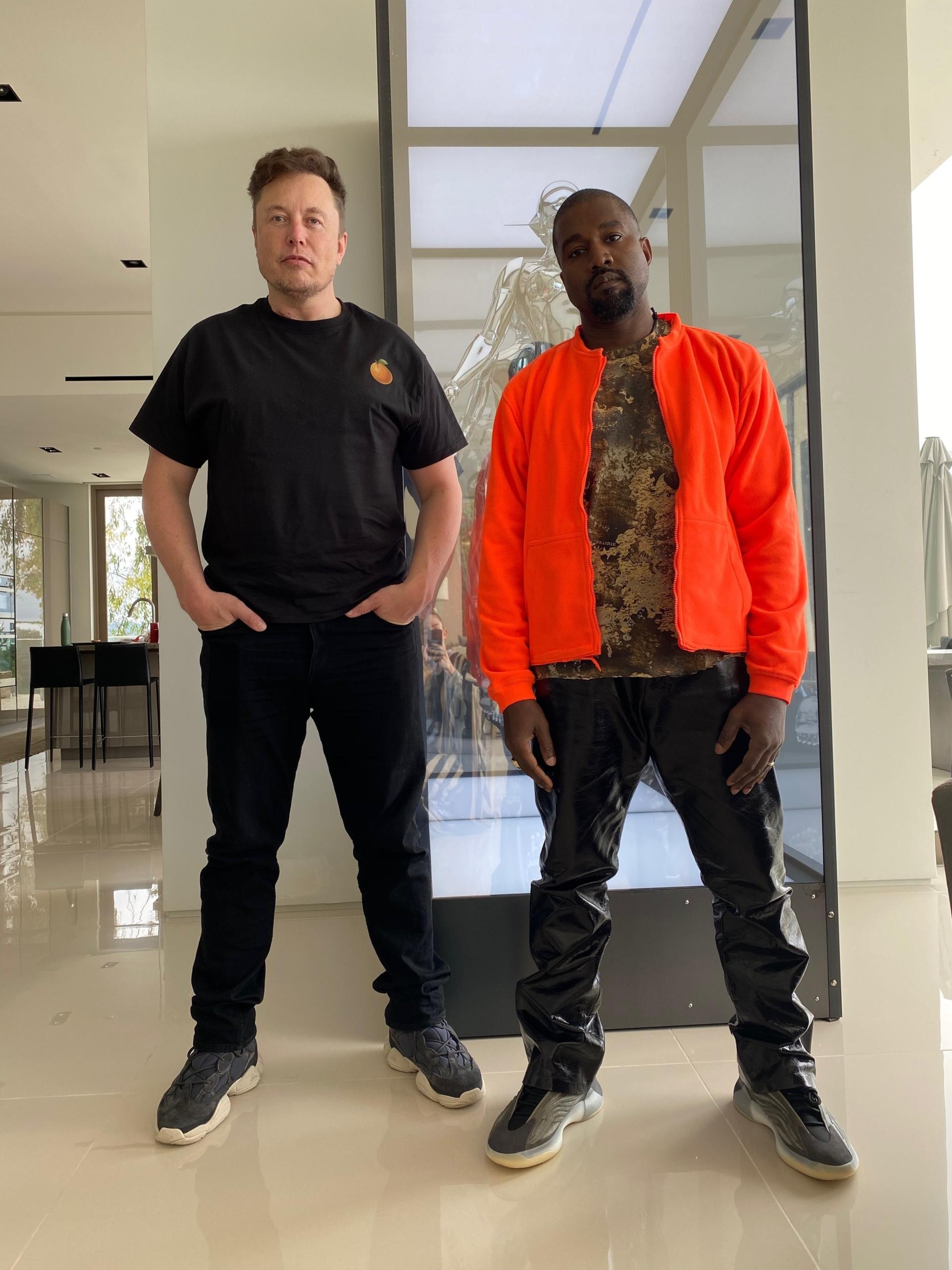 Elon Musk se arrepiente de apoyar a Kanye West tras conocer detalles de su plan de gobierno