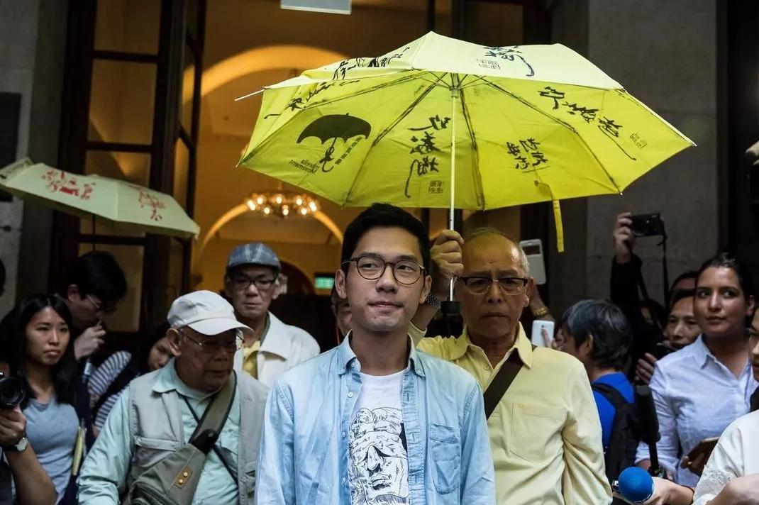 Nathan Law, activista pro-democracia, dice que abandonó Hong Kong por la nueva Ley de Seguridad Nacional