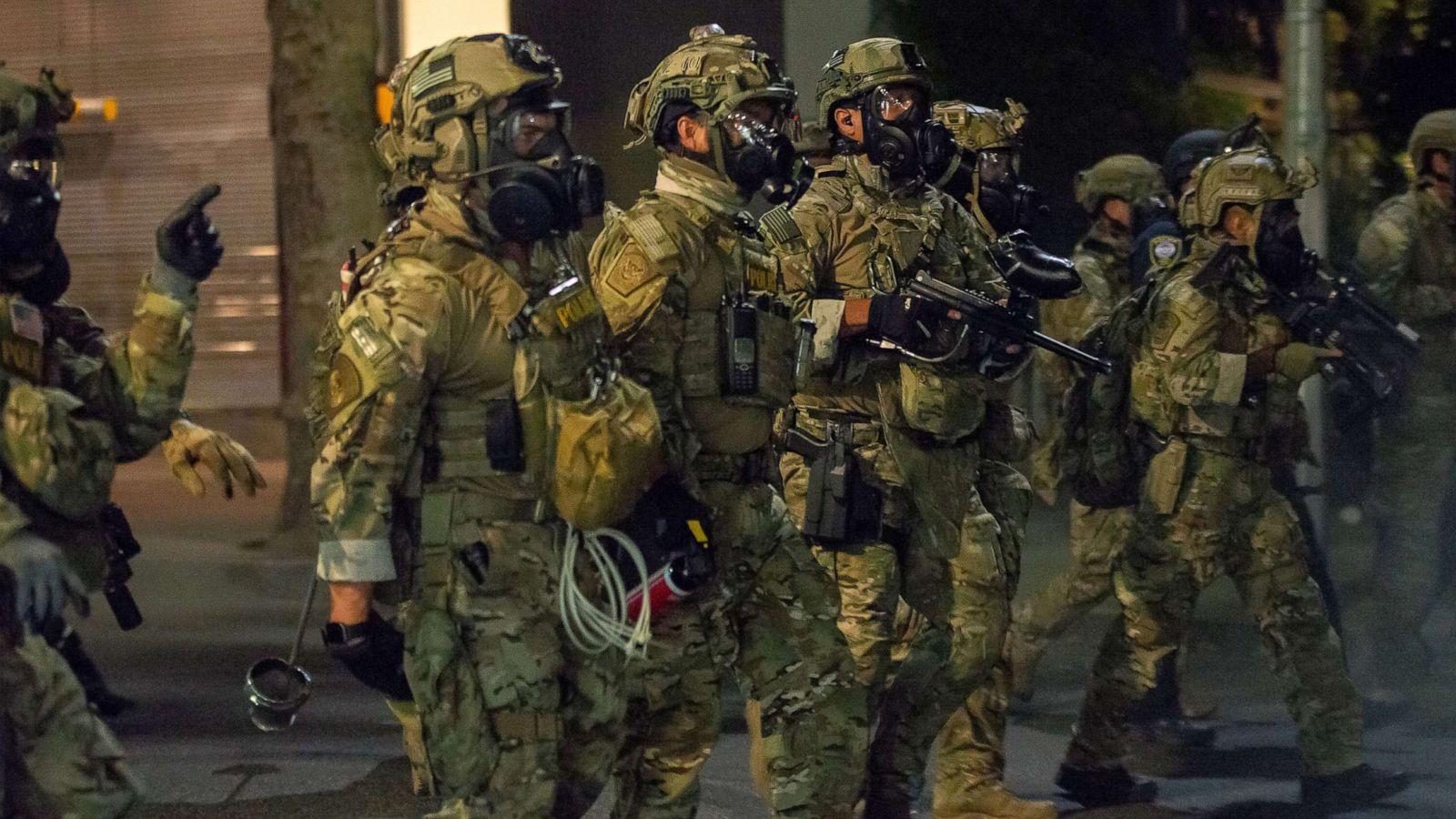 EE.UU.: Fiscalía General de Oregon demanda a agencias federales de seguridad por violencia policial