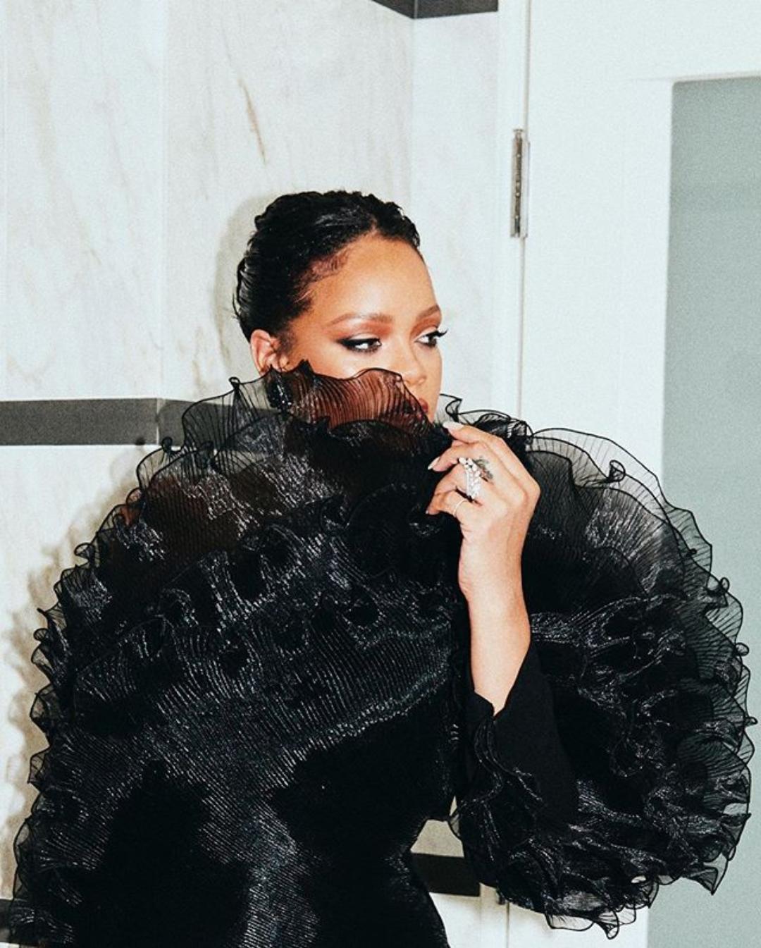 """Rihanna sobre su nuevo álbum: """"Valdrá la pena la espera"""""""