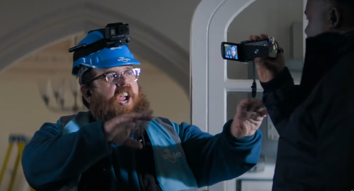 """Truth Seekers"": Simon Pegg y Nick frost regresan con una comedia sobrenatural y de horror para Amazon"