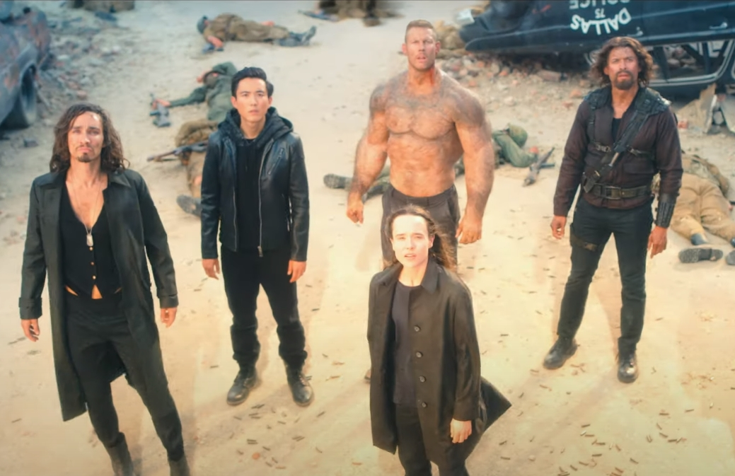"""""""The Umbrella Academy"""": Las cosas se ponen bizarras en el nuevo trailer de la segunda temporada"""