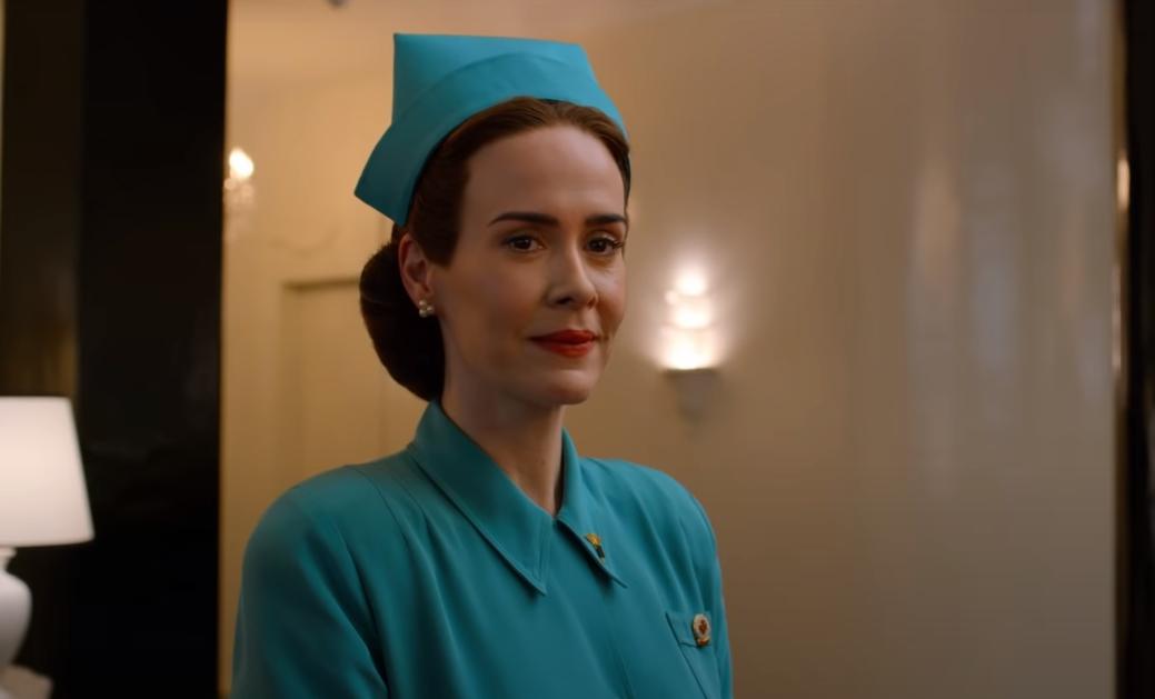 """""""Ratched"""": Sarah Paulson será la enfermera de tus pesadillas en la nueva serie de Netflix"""