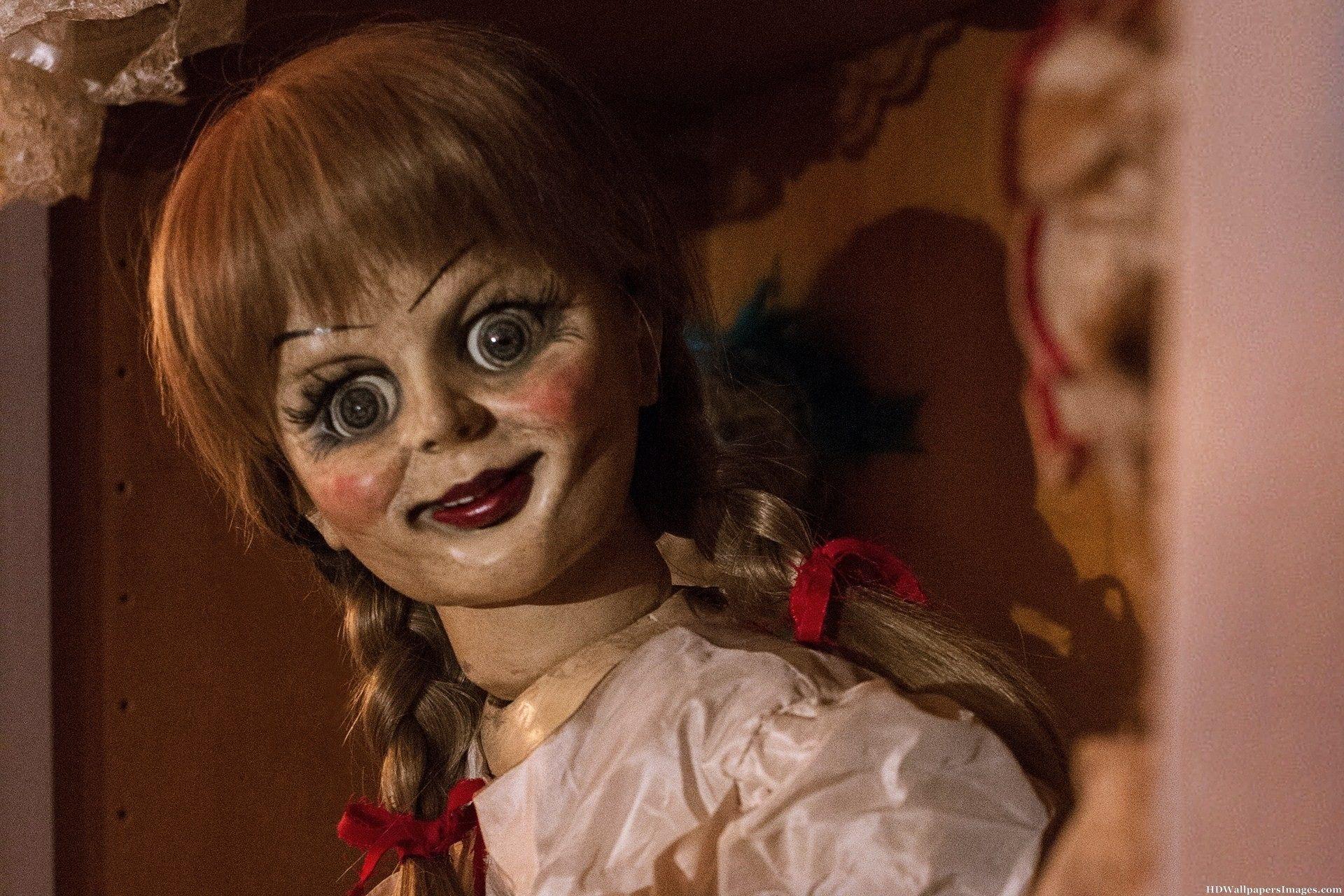 Duerme tranquilo, que Annabelle no se escapó del Museo Warren de lo Oculto
