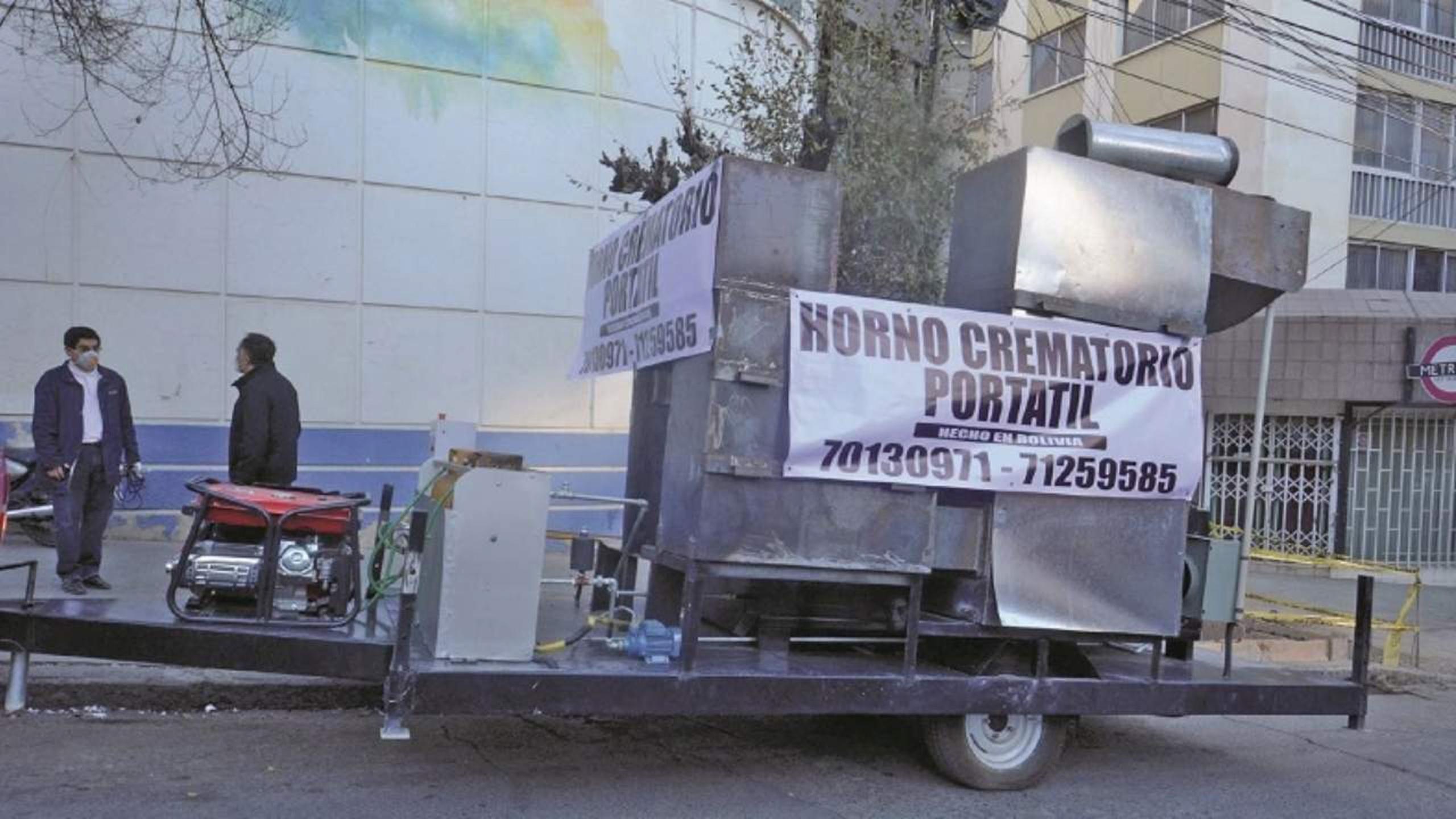 Coronavirus: México se acerca a los 500.000 casos confirmados; crematorios móviles son la nueva alternativa en Bolivia
