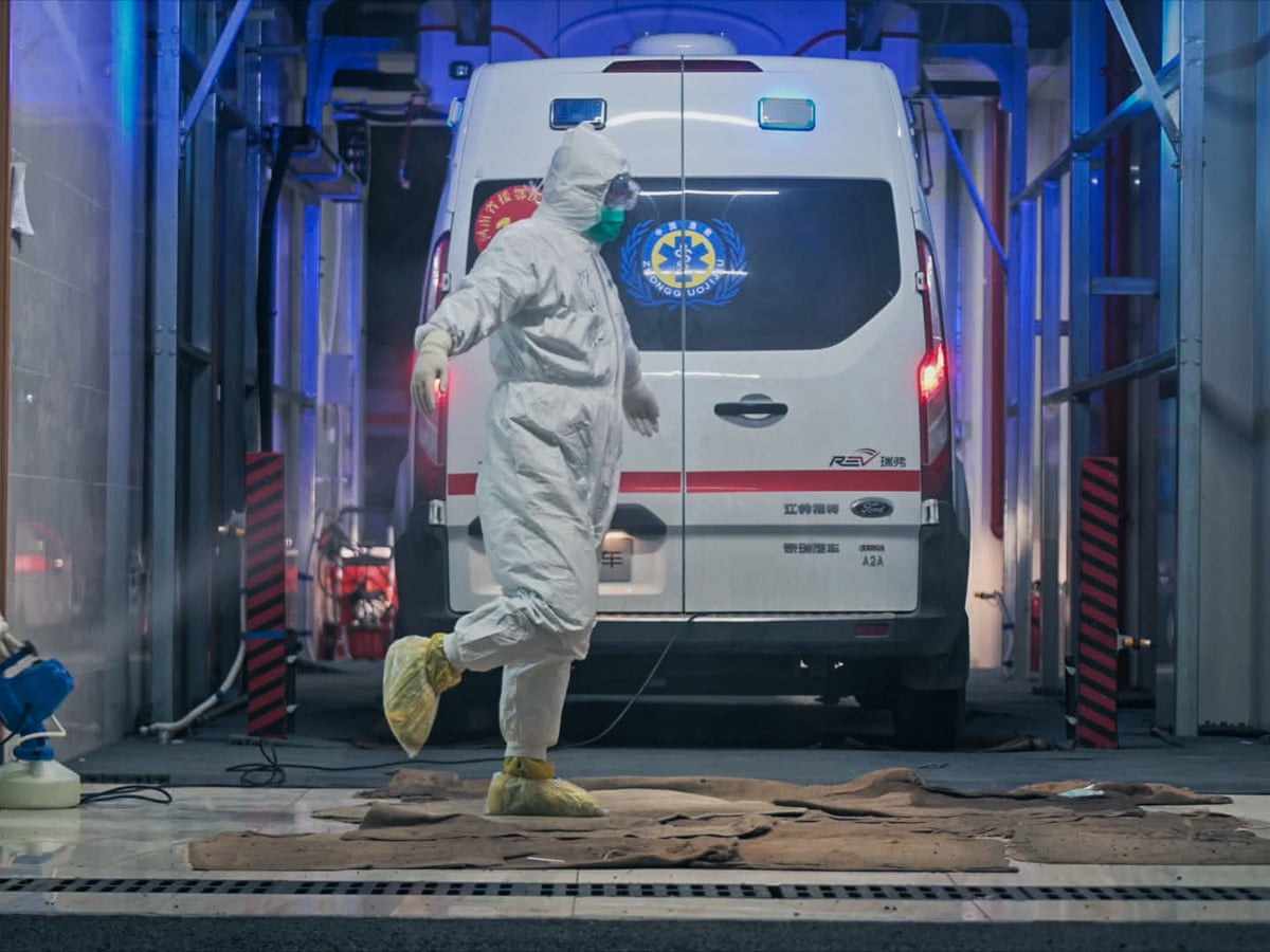 """""""CoroNation"""", el documental de Ai Weiwei que retrata el encierro de Wuhan como epicentro de la pandemia"""