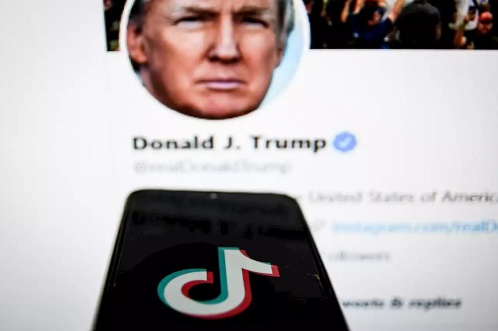 Trump prohíbe cualquier negocio con TikTok, y la app demanda con acciones legales