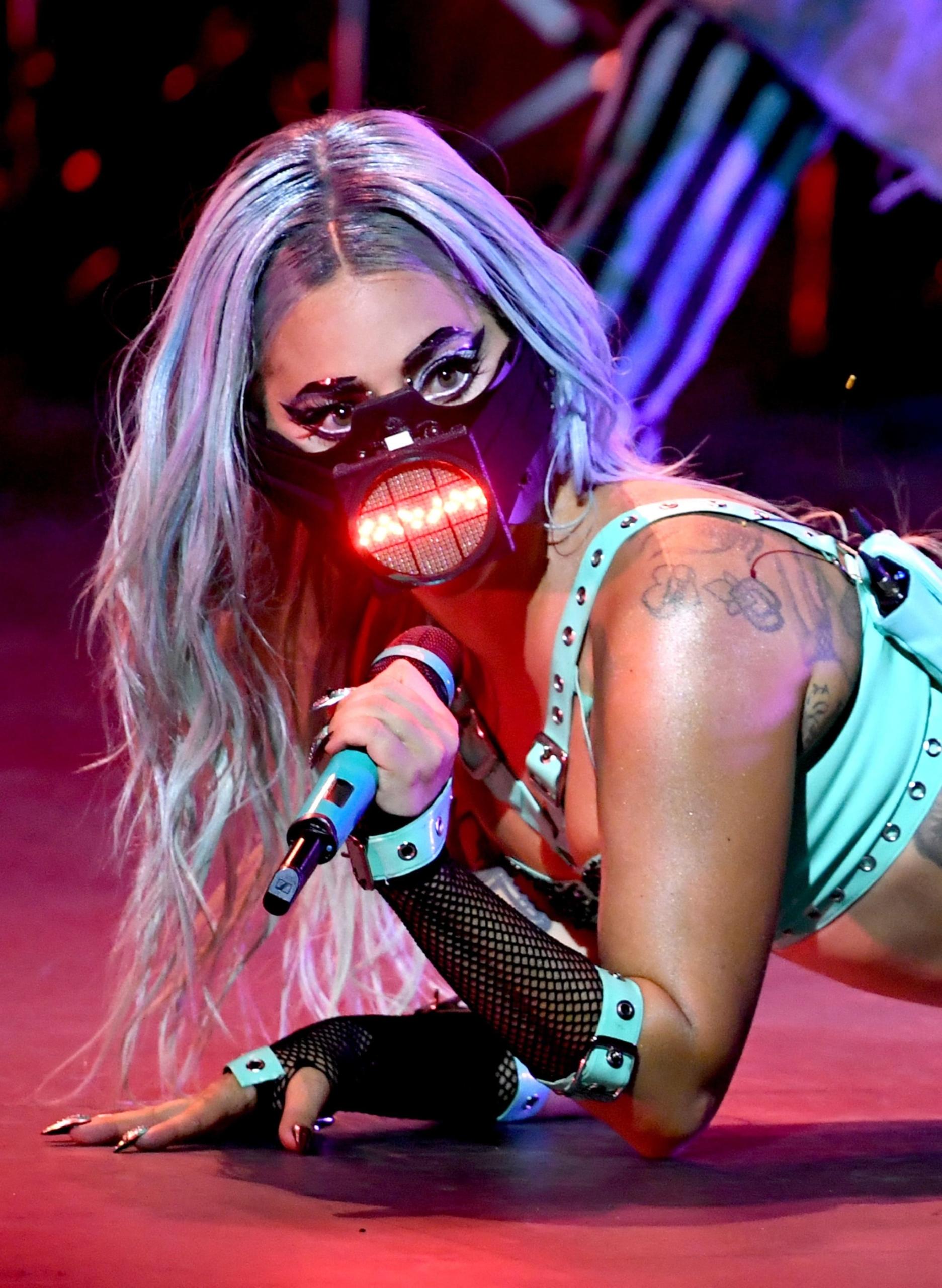 MTV VMAs 2020: Los 10 mejores momentos de una ceremonia virtual, distópica y socialmente distante