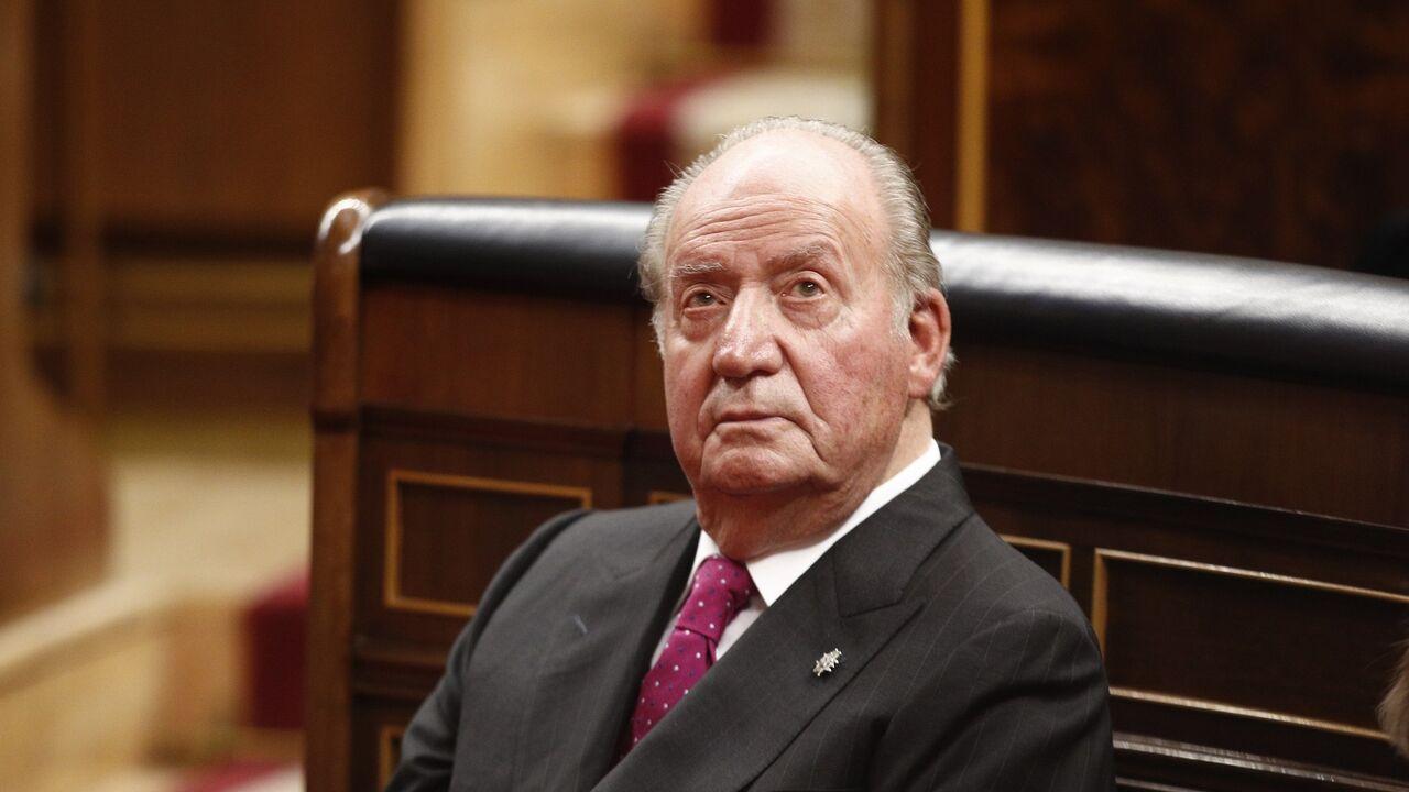 Juan Carlos I abandonó España en medio de un escándalo por corrupción
