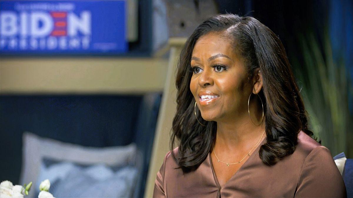Las frases más contundentes del discurso de Michelle Obama en la Convención Demócrata