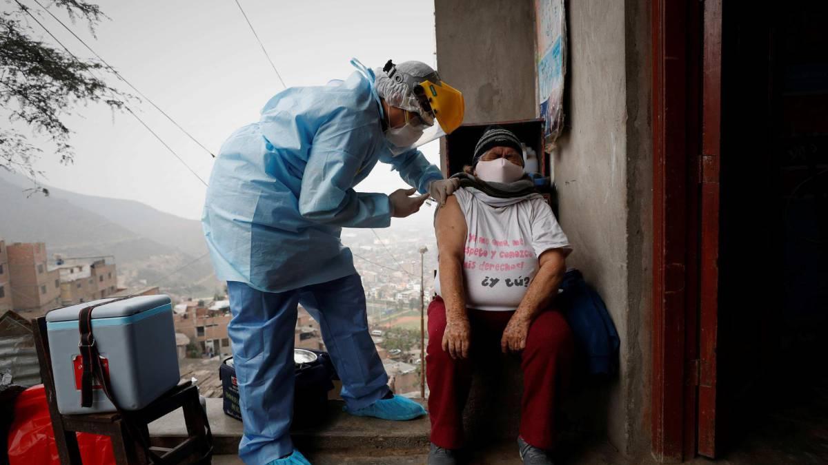 Coronavirus: Perú registra récord en casos y fallecidos diarios; desempleo en Brasil subió un 13,3% en la pandemia