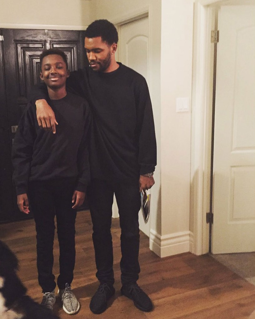 El hermano menor de Frank Ocean, Ryan Breaux, fallece en un accidente de tránsito