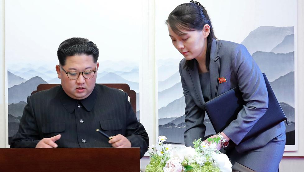 Kim Yo-jong se habría convertido en la segunda al mando en Corea del Norte