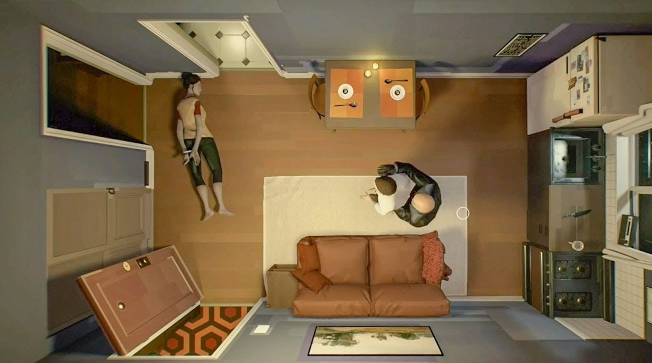 """""""Twelve Minutes"""": James McAvoy y Daisy Ridley  quedarán atrapados en un bucle de tiempo en este videojuego"""