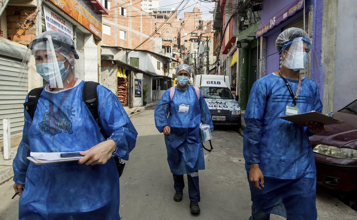 Coronavirus: 56% de chilenos desaprueba un regreso a clases presencial; Brasil registra un descenso en su promedio de muertes