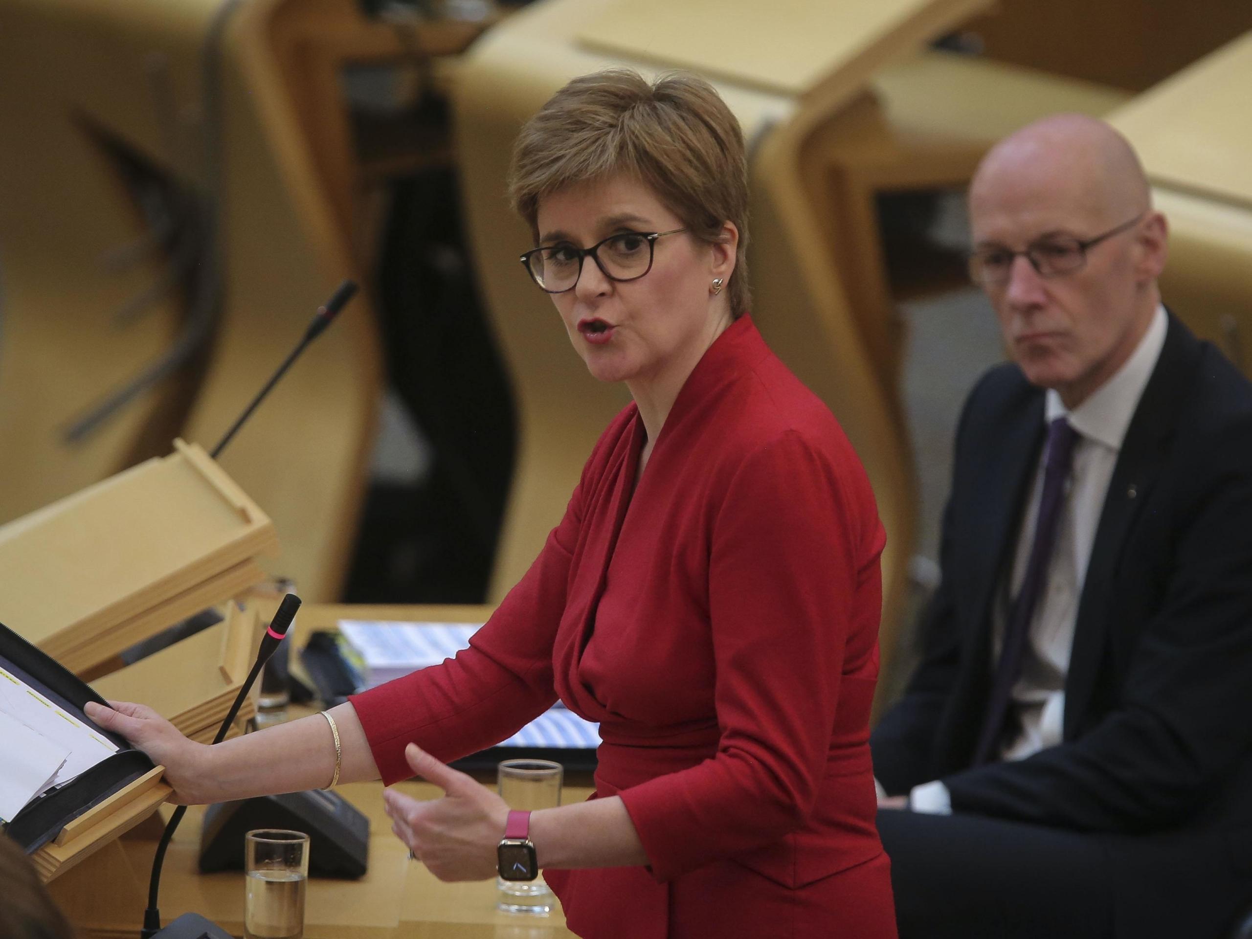 Escocia anuncia planes para un segundo referéndum independentista