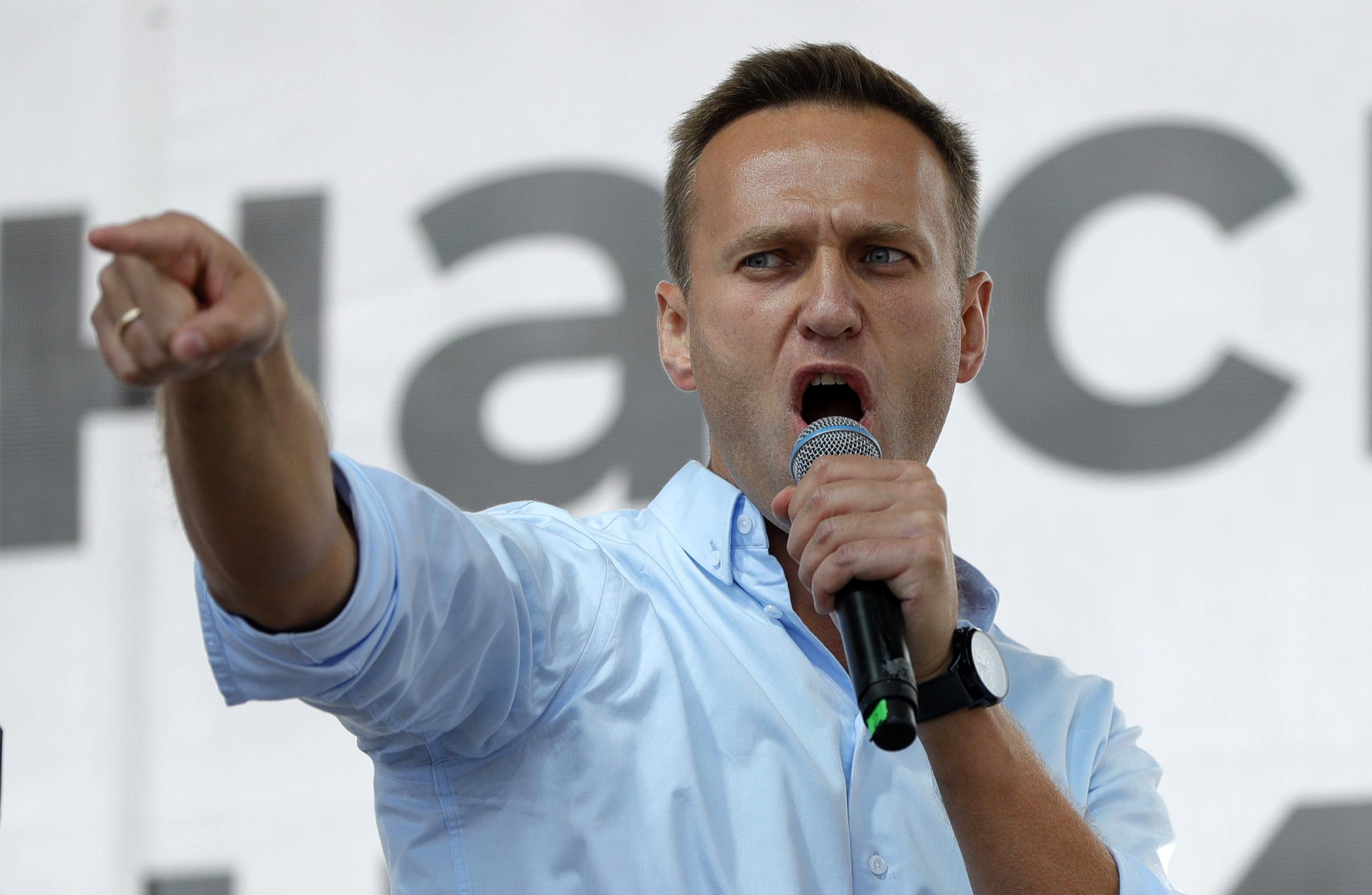 """Rusia niega acusaciones por envenenamiento de Alexei Navalny: """"no hay razón"""""""