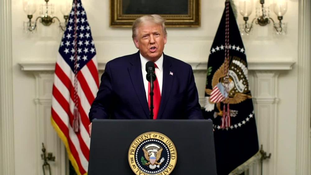 """Trump pide a la ONU que China """"rinda cuentas"""" por """"infectar al mundo"""""""