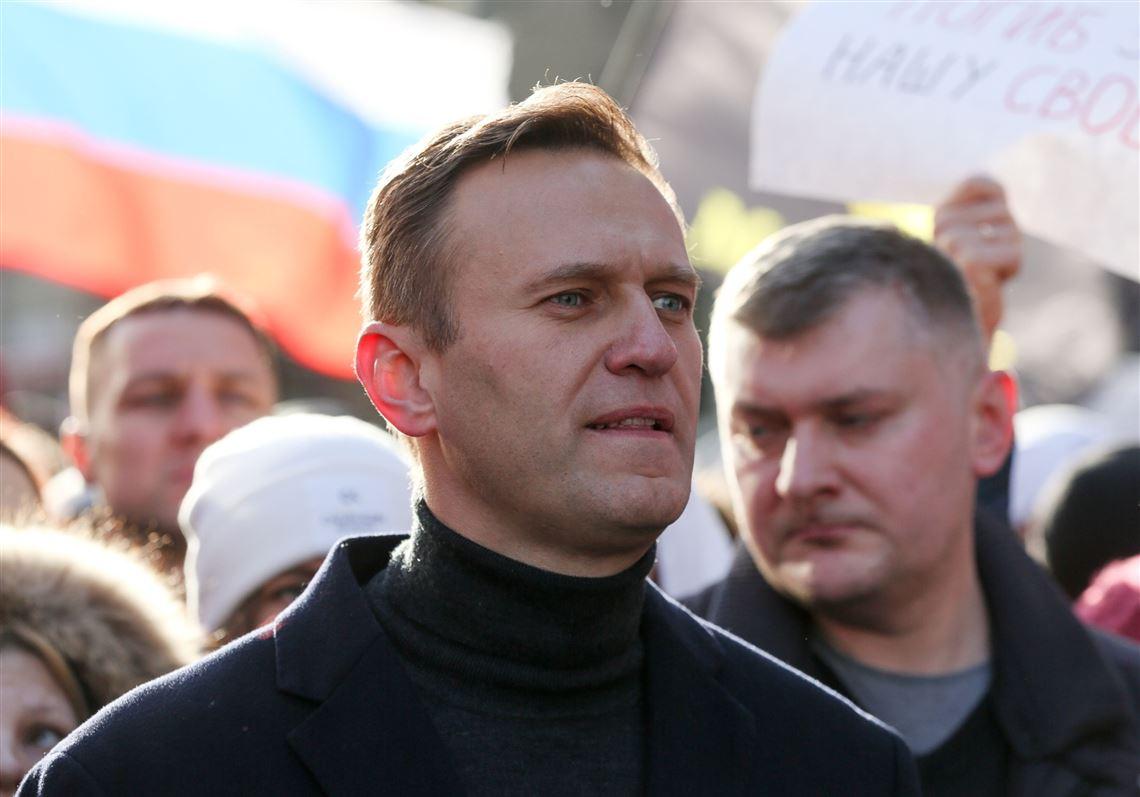 El opositor de Putin, Alexei Navalny, fue envenenado con agente nervioso Novichok, según Alemania