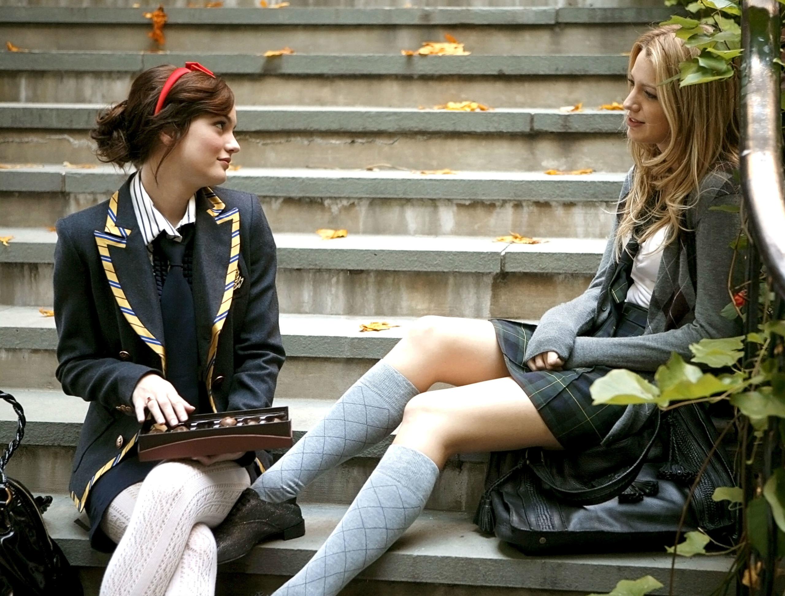 """10 looks de """"Gossip Girl"""" que la convierten en la serie por excelencia para fashionistas"""