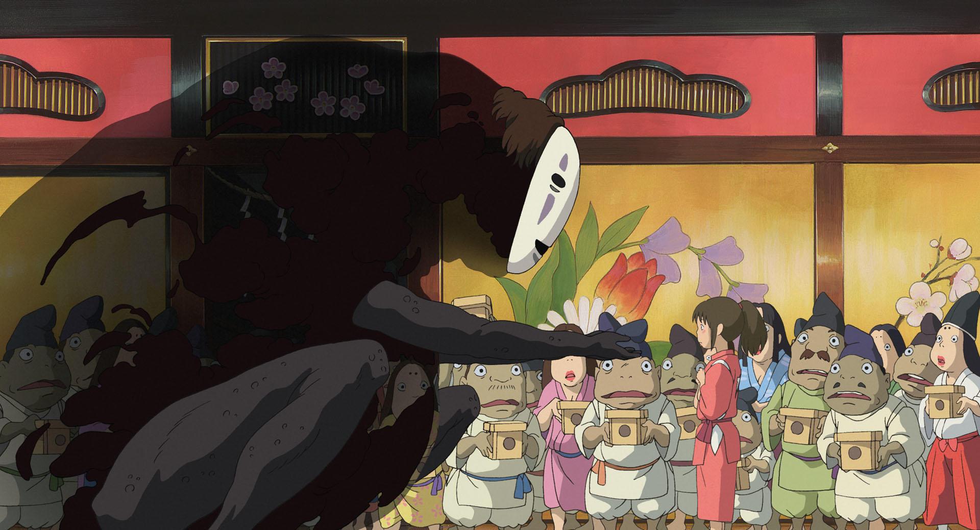 Studio Ghibli libera 400 imágenes en alta resolución de sus películas más icónicas