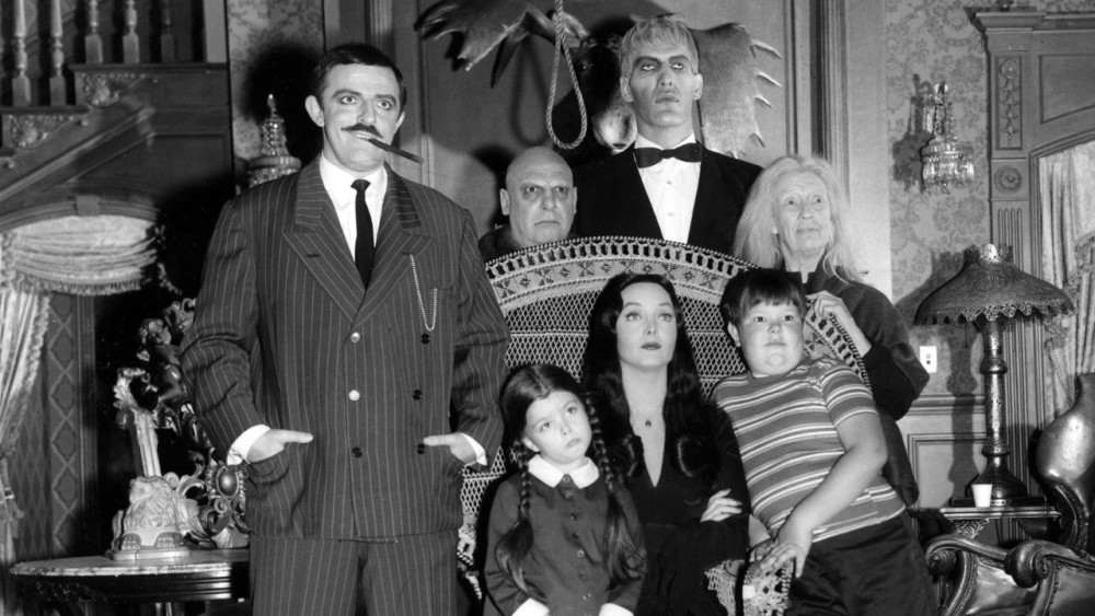 """Tim Burton se encuentra trabajando en una nueva serie de televisión de """"Los Locos Addams"""""""