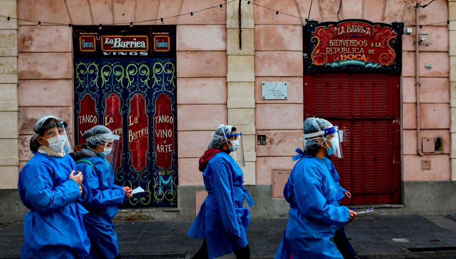 Coronavirus: Comenzaron ensayos para vacuna en Chile; Argentina llega a 30.000 muertes durante la pandemia