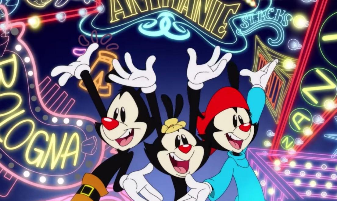 """""""Animaniacs"""": Wakko, Yakko y Dot regresan en el primer trailer de su comeback en Hulu"""