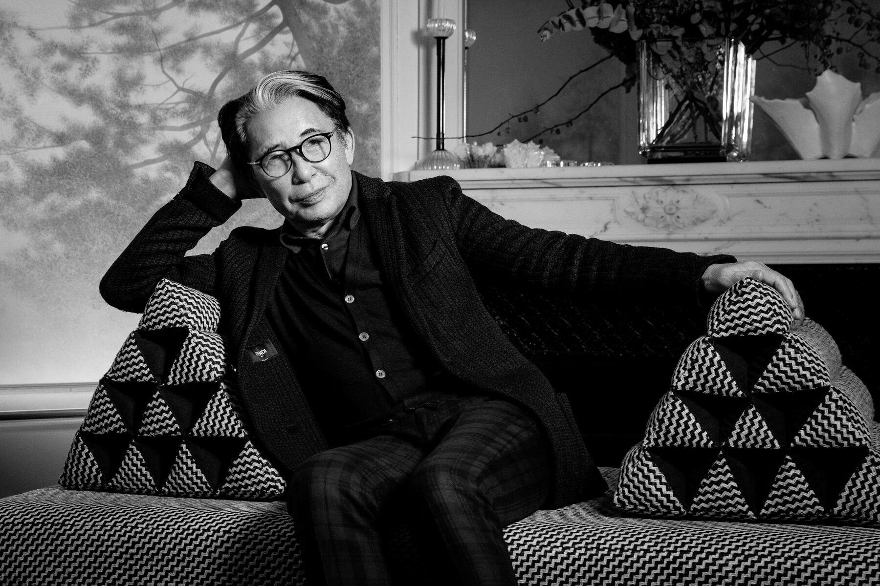 Falleció Kenzo Takada a los 81 años: 5 cosas que debes saber sobre el icónico diseñador japonés