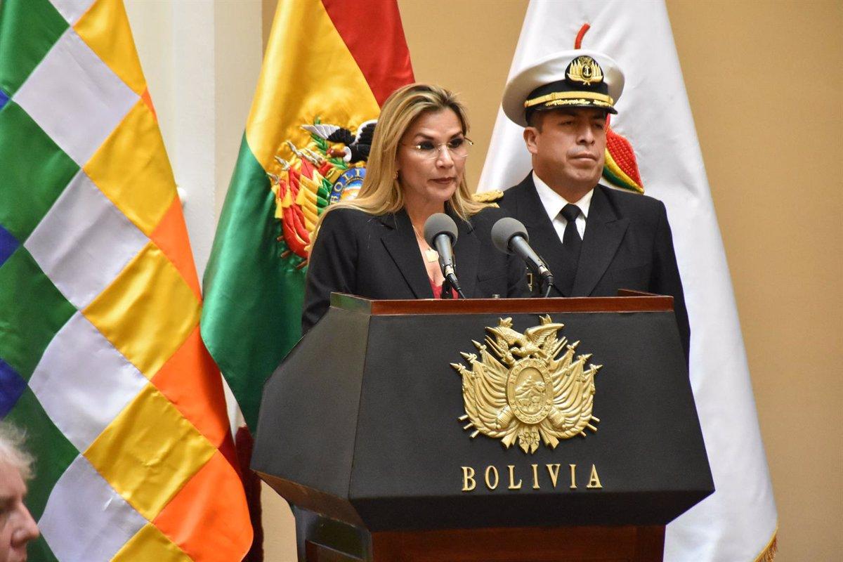 Bolivia: Parlamento llevará a juicio a la ex presidenta interina Jeanine Áñez