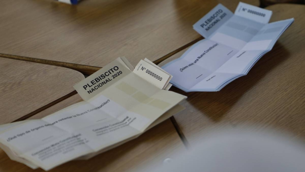 8 razones para ir a votar en el Plebiscito de Chile