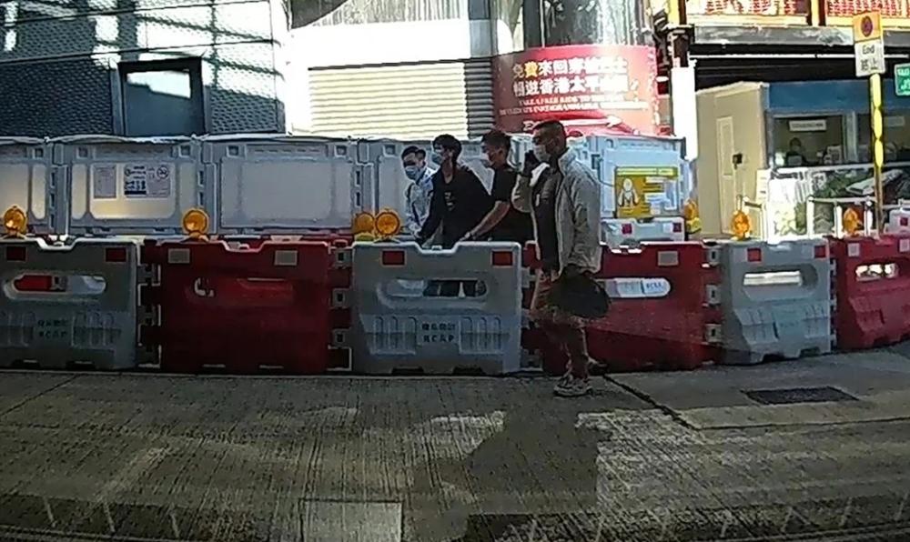 Hong Kong: Activistas pro-democracia arrestados frente al consulado estadounidense